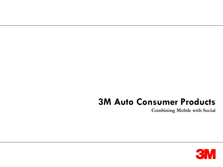3M auto social consistency